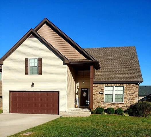 721 Backwind Ln, Clarksville, TN 37040 (MLS #RTC2299288) :: The Godfrey Group, LLC