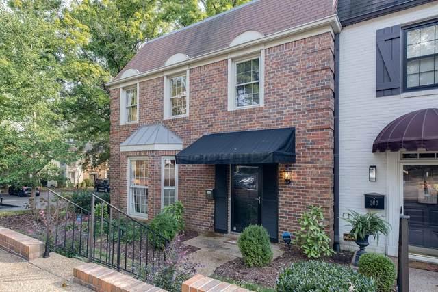 4400 Belmont Park Ter #199, Nashville, TN 37215 (MLS #RTC2299613) :: John Jones Real Estate LLC