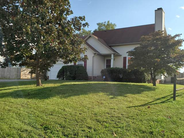 2162 Bauling Ln, Clarksville, TN 37040 (MLS #RTC2299748) :: The Milam Group at Fridrich & Clark Realty