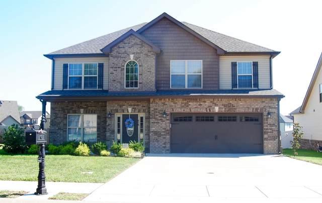 658 Sturdivant Dr, Clarksville, TN 37042 (MLS #RTC2299891) :: Nelle Anderson & Associates