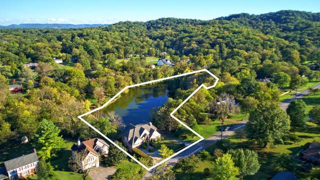 888 Rodney Dr, Nashville, TN 37205 (MLS #RTC2299895) :: Village Real Estate