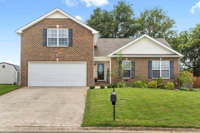 1403 Ambleside Dr, Clarksville, TN 37040 (MLS #RTC2300057) :: Maples Realty and Auction Co.