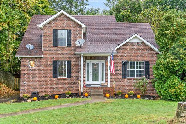 325 Brook Mead Dr, Clarksville, TN 37042 (MLS #RTC2300325) :: Cory Real Estate Services