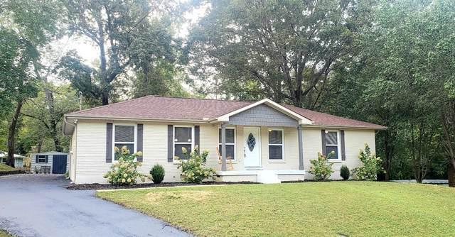 814 Glisson Rd, Paris, TN 38242 (MLS #RTC2300477) :: Village Real Estate