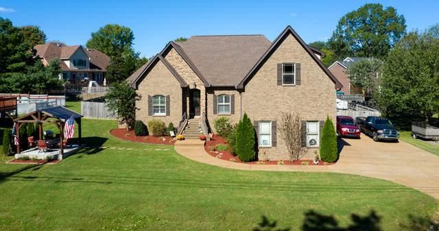 443 Cumberland Hills Dr, Hendersonville, TN 37075 (MLS #RTC2300507) :: Nashville Home Guru
