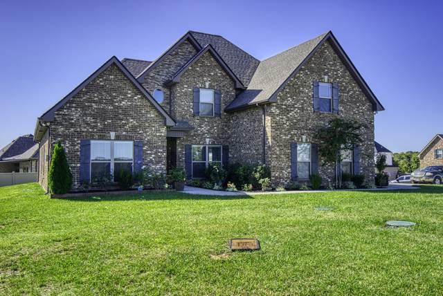 1107 Cascadeway Dr, Murfreesboro, TN 37129 (MLS #RTC2300544) :: Nashville on the Move