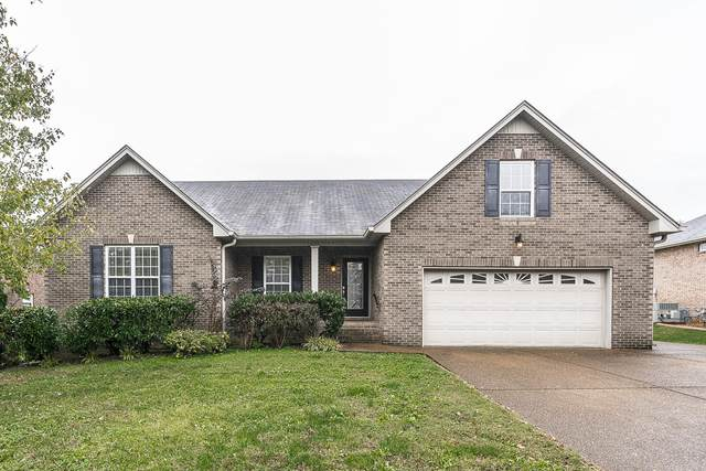 647 Lilycrest Dr, Gallatin, TN 37066 (MLS #RTC2300600) :: Exit Realty Music City