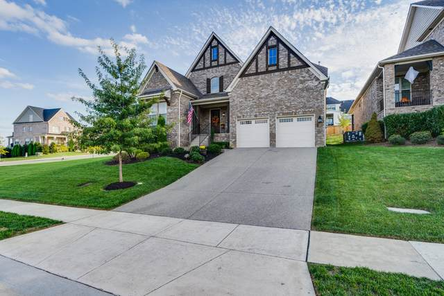 1201 Bradshaw Ln, Nolensville, TN 37135 (MLS #RTC2300998) :: Maples Realty and Auction Co.