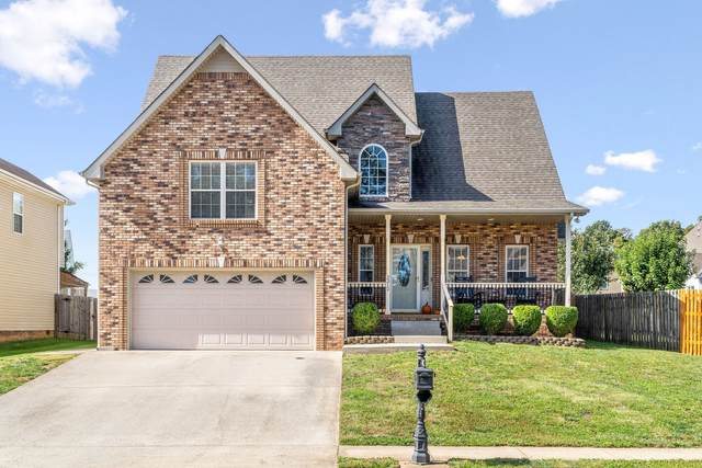 3312 Melissa Ln, Clarksville, TN 37042 (MLS #RTC2301185) :: The Home Network by Ashley Griffith
