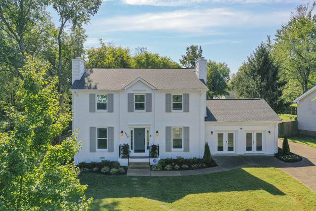 512 Overview Ln, Franklin, TN 37064 (MLS #RTC2301729) :: Nashville on the Move