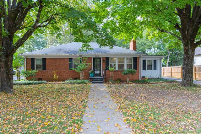 1815 Middle Tennessee Blvd, Murfreesboro, TN 37130 (MLS #RTC2302051) :: Candice M. Van Bibber | RE/MAX Fine Homes
