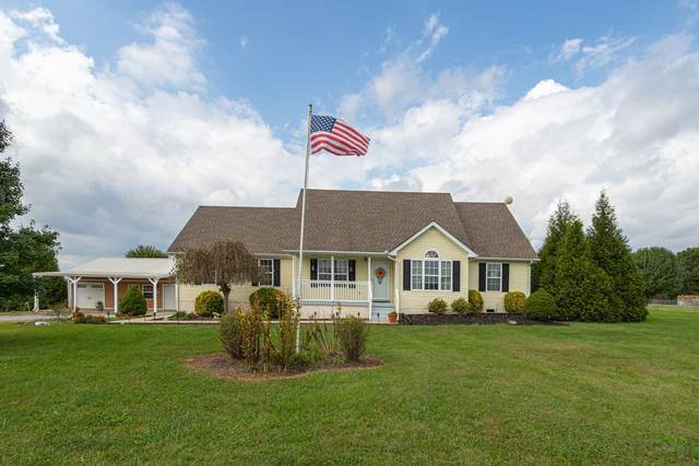 855 Longview Rd, Shelbyville, TN 37160 (MLS #RTC2302361) :: The Helton Real Estate Group