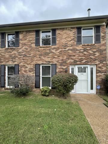 4001 Anderson Rd V108, Nashville, TN 37217 (MLS #RTC2302660) :: John Jones Real Estate LLC