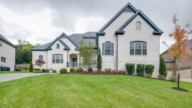 313 Bayberry Ct, Nolensville, TN 37135 (MLS #RTC2303064) :: Berkshire Hathaway HomeServices Woodmont Realty