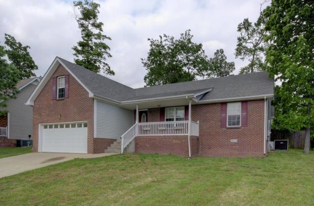 1715 Hazelwood Rd., Clarksville, TN 37042 (MLS #1671952) :: CityLiving Group