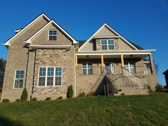 116 Dobson Knob Trail(Lot 5), Nolensville, TN 37135 (MLS #1792020) :: Berkshire Hathaway HomeServices Woodmont Realty