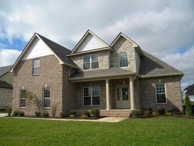 3919 Gilreath Place (Lot 57), Murfreesboro, TN 37127 (MLS #1831506) :: Maples Realty and Auction Co.