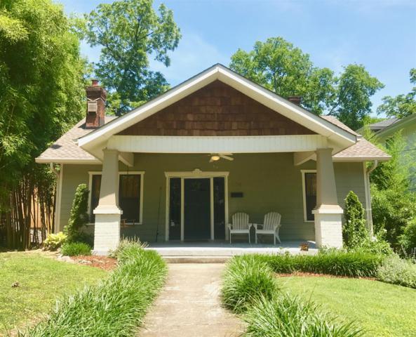 908 Caruthers Ave, Nashville, TN 37204 (MLS #1833351) :: The Kelton Group