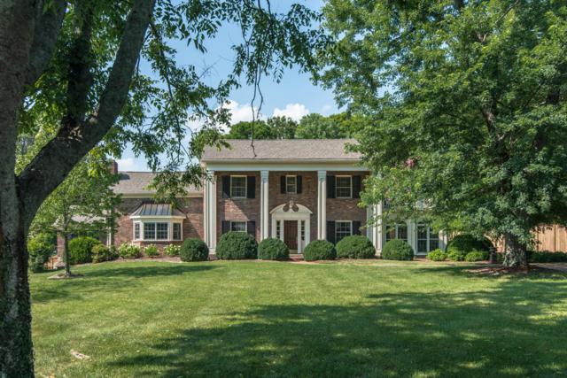 2314 Woodmont Blvd, Nashville, TN 37215 (MLS #1846993) :: KW Armstrong Real Estate Group
