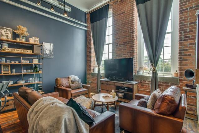 1350 Rosa L Parks Blvd Apt 339 #339, Nashville, TN 37208 (MLS #1847217) :: Ashley Claire Real Estate - Benchmark Realty
