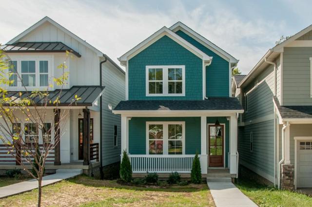 5311 B Illinois Ave, Nashville, TN 37209 (MLS #1847915) :: The Milam Group at Fridrich & Clark Realty