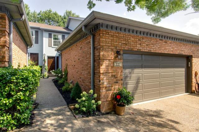 227 Hearthstone Manor Ln #227, Brentwood, TN 37027 (MLS #1848427) :: Ashley Claire Real Estate - Benchmark Realty