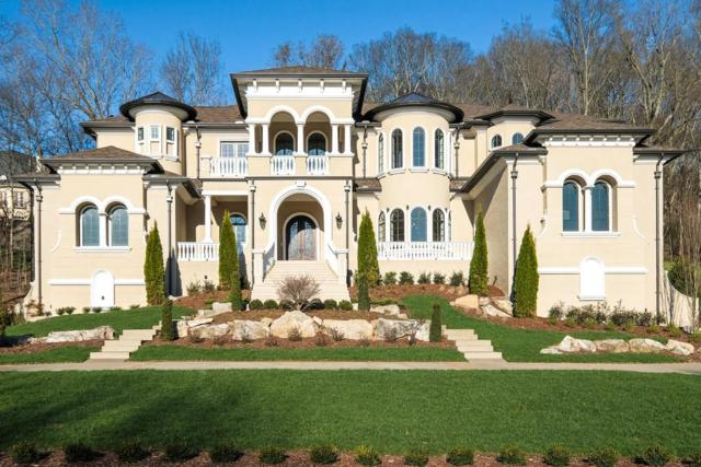 1020 Vaughn Crest Drive, Franklin, TN 37069 (MLS #1870453) :: NashvilleOnTheMove | Benchmark Realty