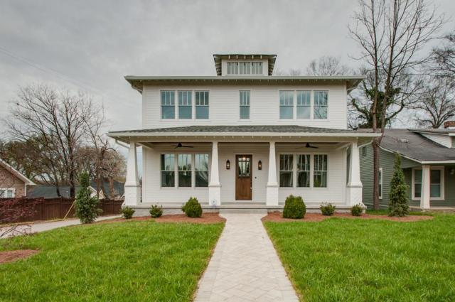 4005 Nebraska Ave, Nashville, TN 37209 (MLS #1871989) :: Felts Partners