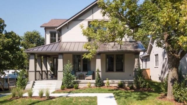 2511 Natchez Trace, Nashville, TN 37212 (MLS #1879820) :: Ashley Claire Real Estate - Benchmark Realty
