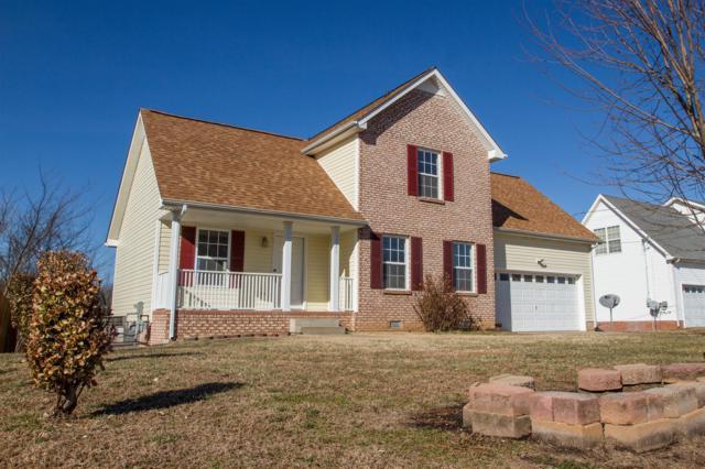 1321 Sunfield Dr, Clarksville, TN 37042 (MLS #1883766) :: CityLiving Group