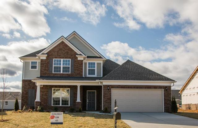 2995 Liverpool Drive Lot #338, Spring Hill, TN 37174 (MLS #1887377) :: CityLiving Group
