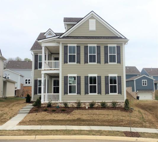 1913 Griffin Drive - Lot 93, Franklin, TN 37067 (MLS #1888661) :: NashvilleOnTheMove | Benchmark Realty
