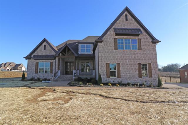 1309 Stovall Lane, Mount Juliet, TN 37122 (MLS #1889200) :: Berkshire Hathaway HomeServices Woodmont Realty