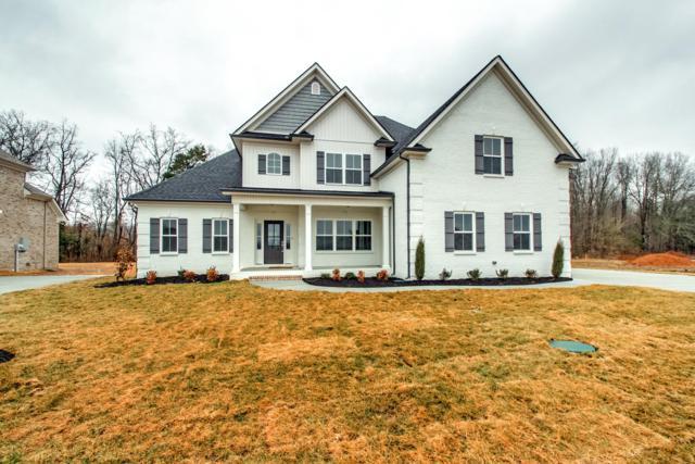 301 Mcclaran Place- Lot 157, Murfreesboro, TN 37129 (MLS #1895659) :: Berkshire Hathaway HomeServices Woodmont Realty