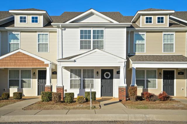 305 Sam Houston Cir, Clarksville, TN 37040 (MLS #1897012) :: Berkshire Hathaway HomeServices Woodmont Realty