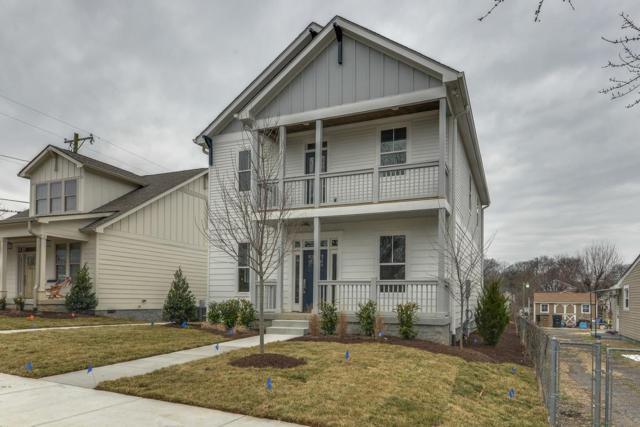 511 B Snyder Avenue, Nashville, TN 37209 (MLS #1897338) :: Berkshire Hathaway HomeServices Woodmont Realty