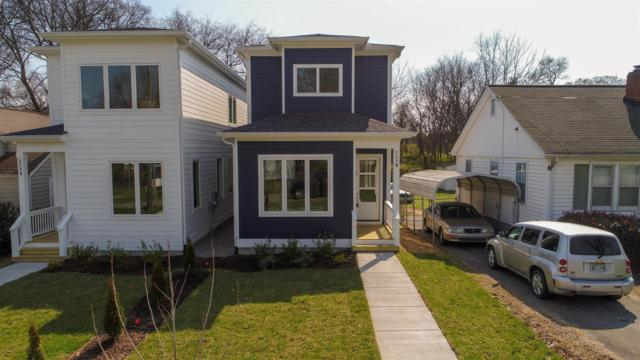 553 B Moore Ave, Nashville, TN 37203 (MLS #1897685) :: Ashley Claire Real Estate - Benchmark Realty