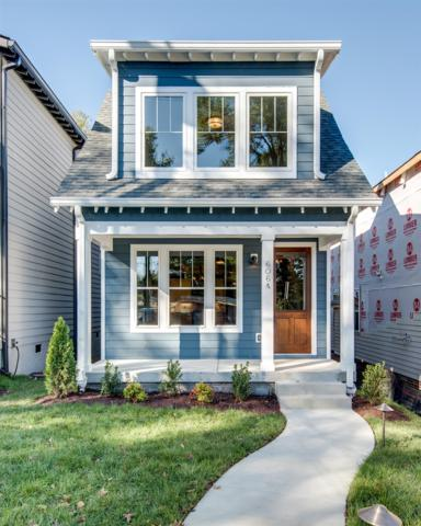 606 A Benton Ave, Nashville, TN 37204 (MLS #1899530) :: Ashley Claire Real Estate - Benchmark Realty