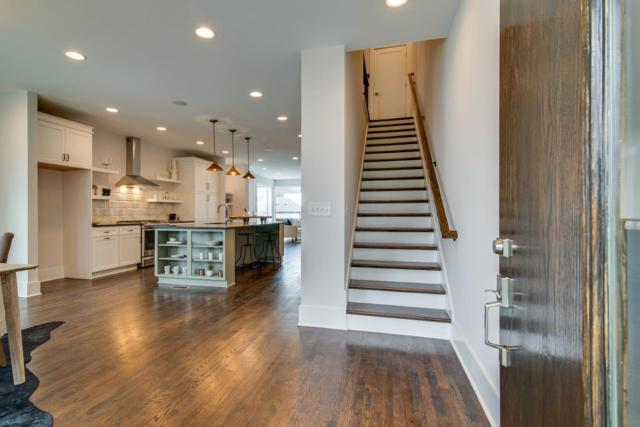 506 A 36Th Ave N, Nashville, TN 37209 (MLS #1905297) :: Ashley Claire Real Estate - Benchmark Realty