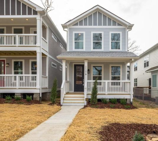 2127 B 14Th Ave N, Nashville, TN 37208 (MLS #1909389) :: Ashley Claire Real Estate - Benchmark Realty
