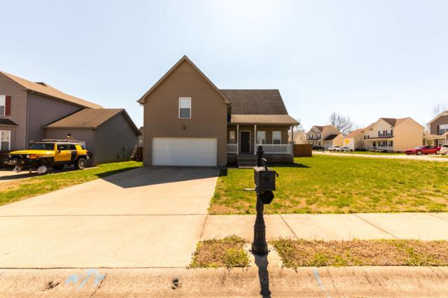 500 Fox Trot Dr, Clarksville, TN 37042 (MLS #1910710) :: CityLiving Group