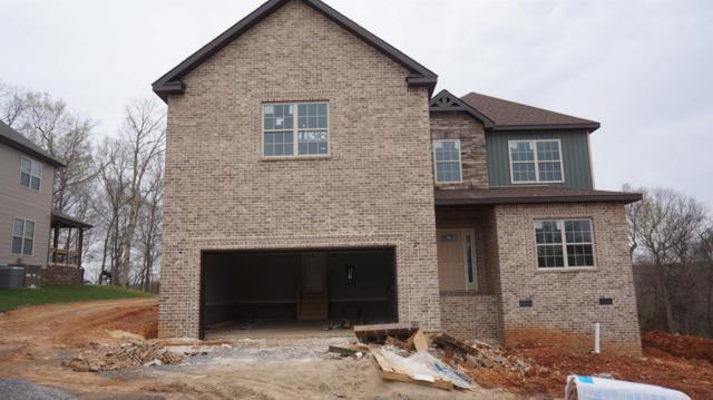 136 Timber Springs, Clarksville, TN 37042 (MLS #1911745) :: NashvilleOnTheMove | Benchmark Realty