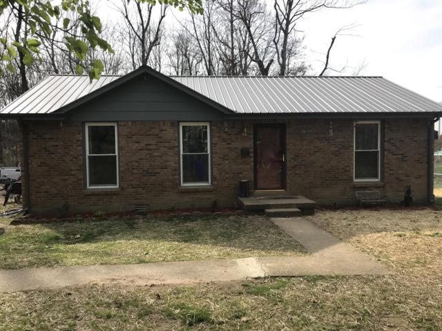 105 Burnett Rd, Dickson, TN 37055 (MLS #1912442) :: NashvilleOnTheMove | Benchmark Realty