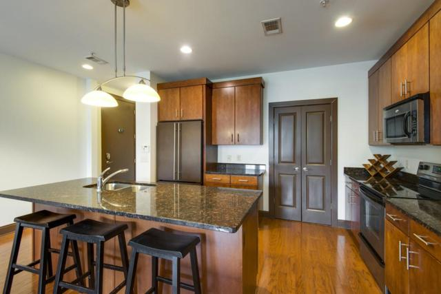702 Wedgewood Park Apt 501 #501, Nashville, TN 37203 (MLS #1916608) :: John Jones Real Estate LLC
