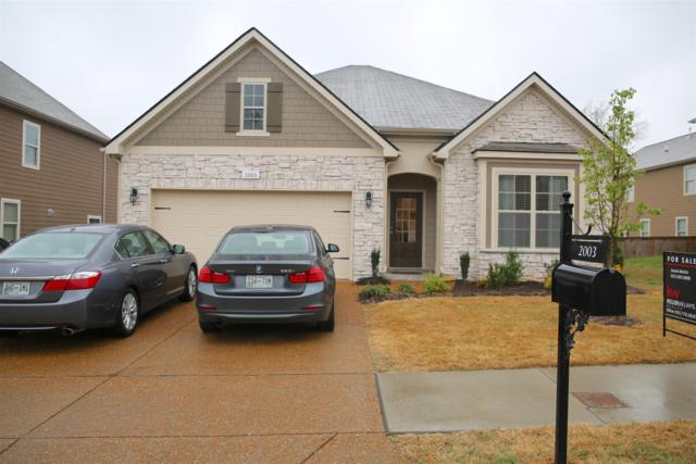 2003 Austin Drive, Spring Hill, TN 37174 (MLS #1917432) :: CityLiving Group