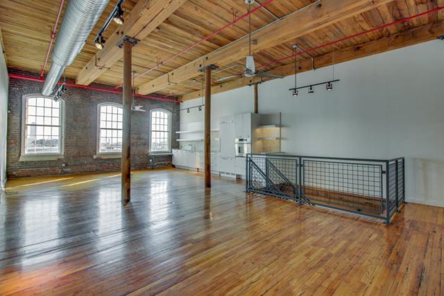 1400 Rosa L Parks Blvd Apt 302 #302, Nashville, TN 37208 (MLS #1923541) :: John Jones Real Estate LLC