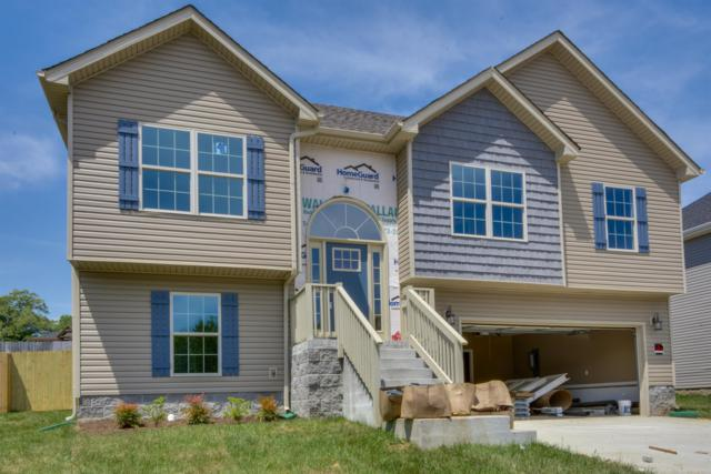318 Liberty Park, Clarksville, TN 37042 (MLS #1923705) :: Berkshire Hathaway HomeServices Woodmont Realty