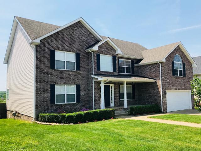 1192 Stillwood Dr, Clarksville, TN 37042 (MLS #1926920) :: HALO Realty