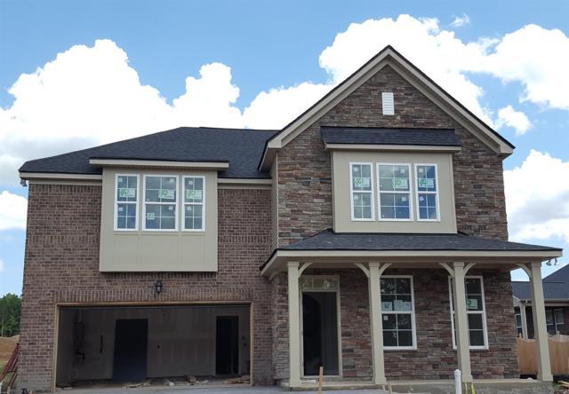 5458 Pisano Street Lot # 34, Mount Juliet, TN 37122 (MLS #1931337) :: Ashley Claire Real Estate - Benchmark Realty
