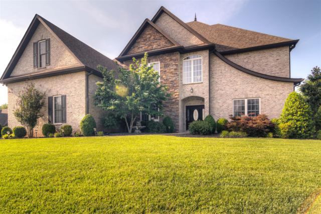 346 Gray Hawk Trl, Clarksville, TN 37043 (MLS #1933105) :: The Kelton Group